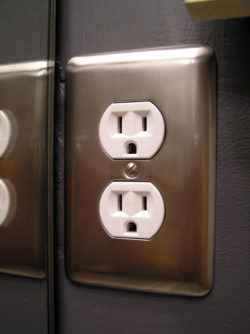 American power outlets, in all their glory